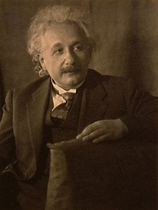 Einstein the Genius- I fail therefore I am