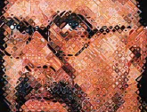 Fueled by Passion – Chuck Close