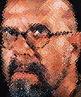 Chuck Close Self Portrati