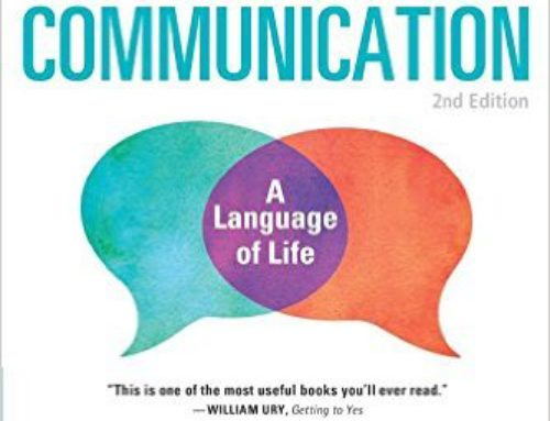 Nonviolent Communication by Marshall Rosenberg