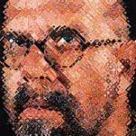 Chuck Close Self Portrati