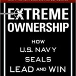 Book cover for Extreme Ownership by Jocko Willink
